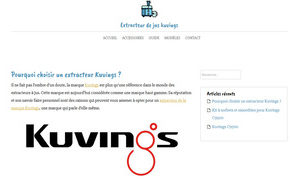 extracteur kuvings