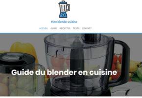blender cuisine
